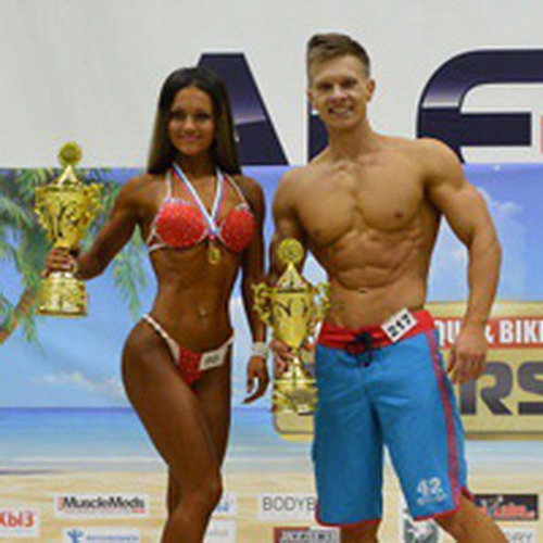 Men's Physique & Bikini Stars - 2016 (результаты)