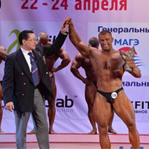 Видео Кубка России по бодибилдингу - 2016