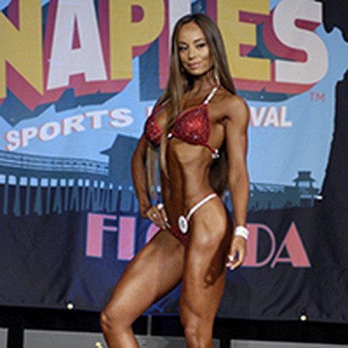 Екатерина Шохина заняла 4 место на профессиональном турнире в США