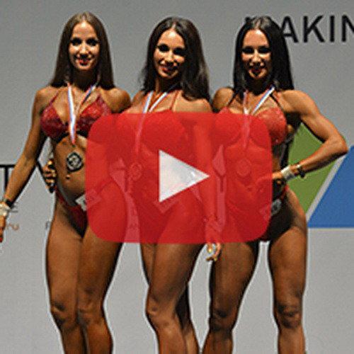 Чемпионат России по бодибилдингу - 2016 (фитнес-бикини, 163 см)