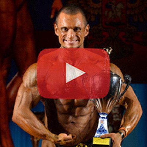 Видео: Кубок Московской области по бодибилдингу - 2017 (8 апреля, утро)