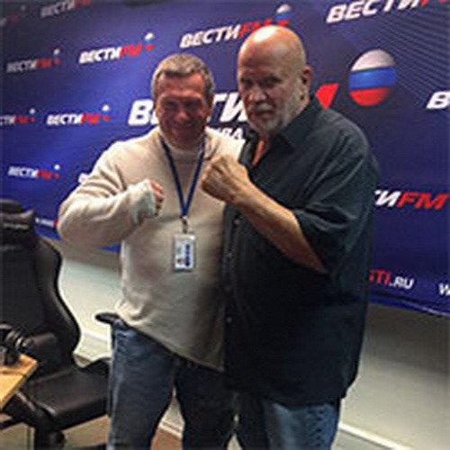 Игорь Петрухин в гостях у Владимира Соловьева на радио «ВЕСТИ ФМ»