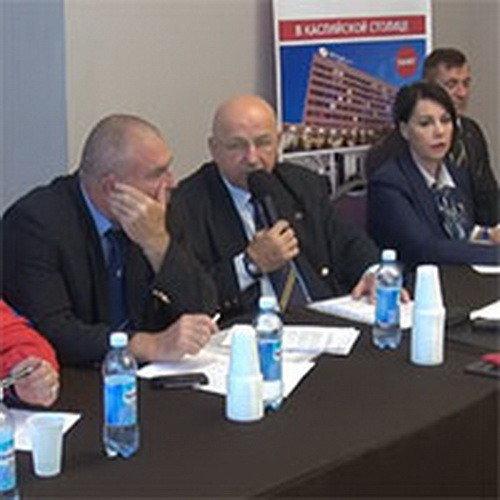 Видео: Конференция ФББР на Чемпионате России по бодибилдингу - 2017 (Астрахань)