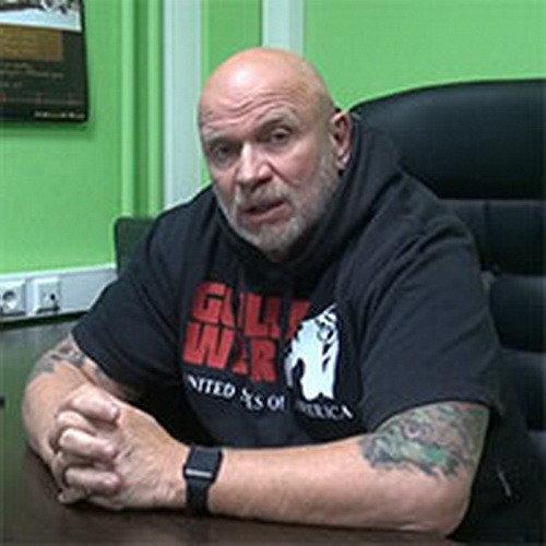 """Видео: Игорь Петрухин - основатель """"Железного фактора"""" и канала """"Боец"""""""