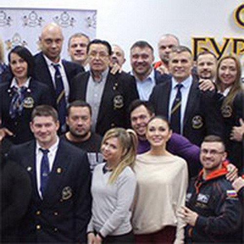 Александр Вишневский стал президентом Федерации бодибилдинга Санкт-Петербурга
