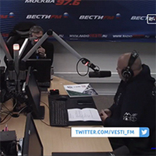 Битва чемпионов - 10: Игорь Петрухин у Владимир Соловьева на радио «ВЕСТИ ФМ»