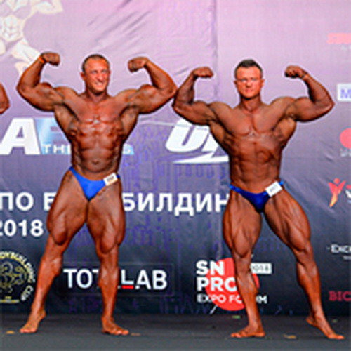 Видео: Кубок Москвы по бодибилдингу - 2018 / 14 апреля 2018