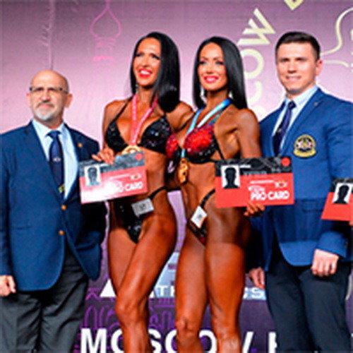 Видео: Moscow Bodybuilding Cup - 2018