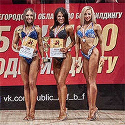 Чемпионат ПФО по бодибилдингу - 2018