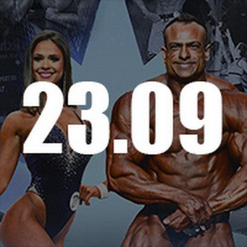 Видео: Чемпионат Санкт-Петербурга по бодибилдингу - 2018 / 23 сентября