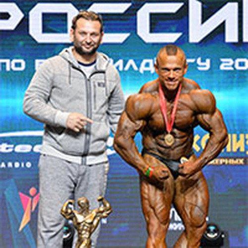 Протоколы: Регистрация на Чемпионате России по бодибилдингу - 2018