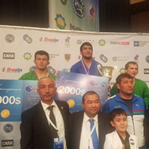 Результаты турнира Kurash Russia Open - 2018