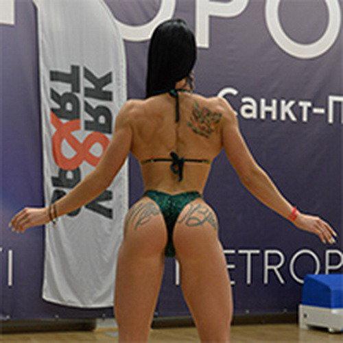 Фото: Кубок Санкт-Петербурга по бодибилдингу - 2019