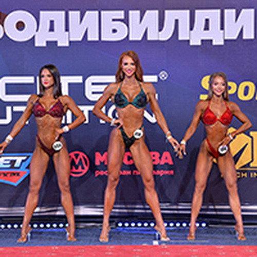 Видео: Кубок России по бодибилдингу - 2019 / 20 апреля
