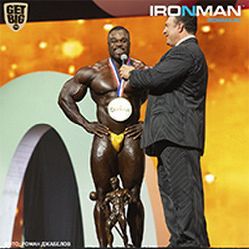 Результаты IFBB Pro League «Mr.Olympia» - 2019
