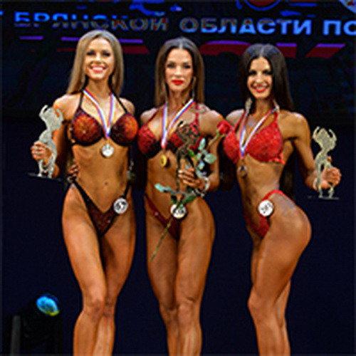 Протоколы: Чемпионат Брянской области по бодибилдингу - 2019
