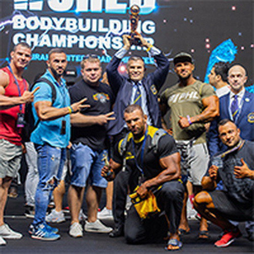 Протоколы IFBB Чемпионата мира по бодибилдингу - 2019