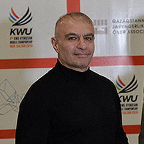 KWU World Championship - 2019 / IVO KAMENOV