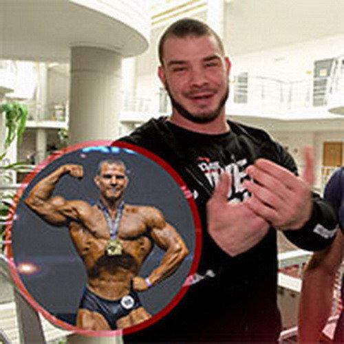 Видео: Роман Халиулин - чемпион мира IFBB