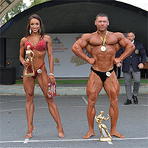 Фото: Кубок Вятского по бодибилдингу и фитнесу - 2020