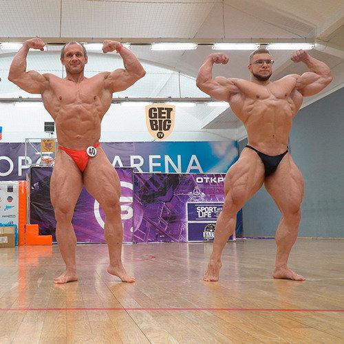 Видео: Регистрация на Чемпионате Санкт-Петербурга по бодибилдингу - 2020 (мужчины)