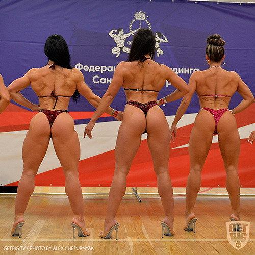 Видео: Регистрация на Чемпионате Санкт-Петербурга по бодибилдингу - 2020 (женщины)