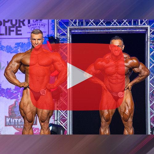 Видео: Абсолютка Чемпионата Санкт-Петербурга по бодибилдингу (мужчины и фитнес-бикини)