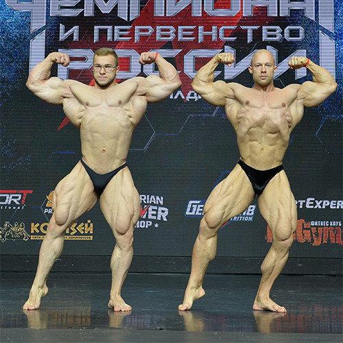 Фото: Чемпионат России по бодибилдингу - 2020