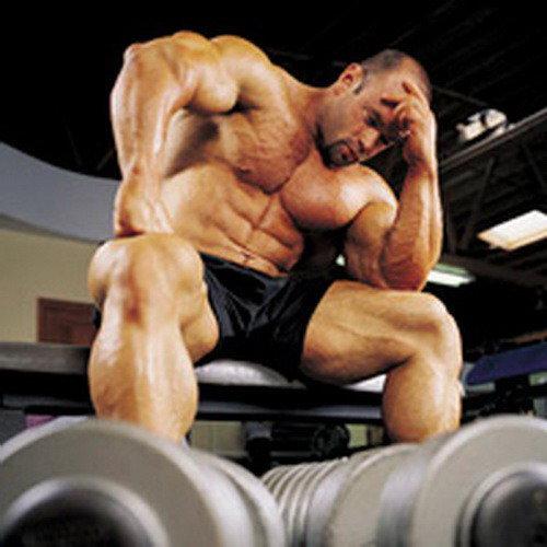 Перетренированность в силовых видах спорта