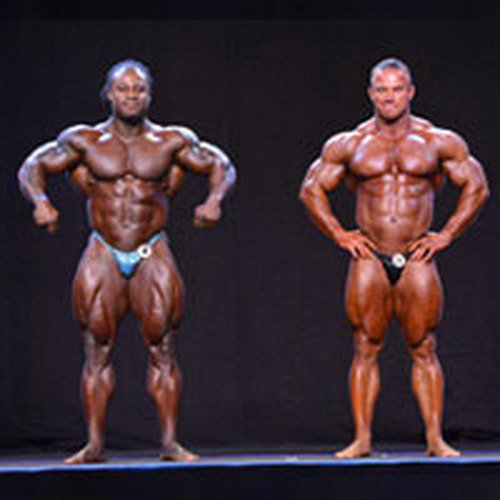 IFBB Grand Prix Fitness House Pro - 2014 (video replay)