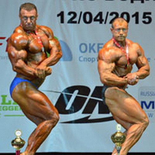 ФБФМ Кубок Москвы по бодибилдингу - 2015 (95, 100, +100 кг)