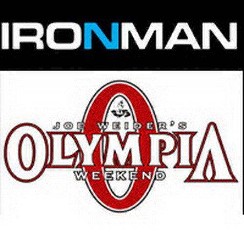 «IRONMAN» - наш партнер на «Олимпии»-2015