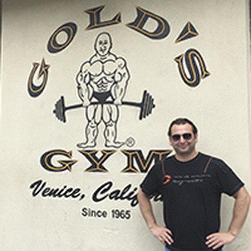 «Олимпия»-2015: путевые заметки, Лос-Анджелес, Венис Бич