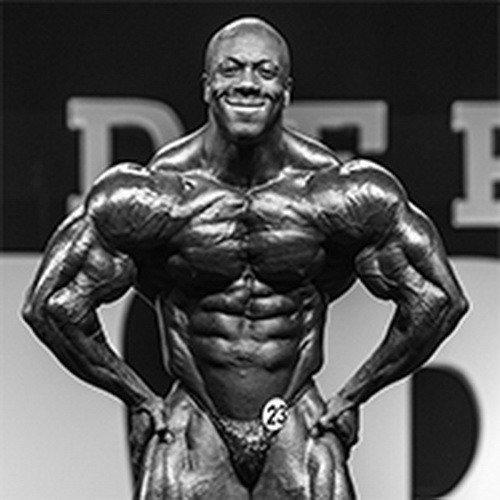 Шон Роден - 3 место «Мистер Олимпия»-2015